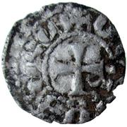 Billon Denier - Hetoum II (Cilician Armenia) – revers