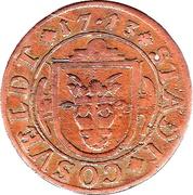 8 Pfennig – avers