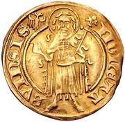 1 Goldgulden - Dietrich II. von Mors (Bonn) – revers