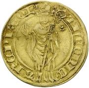 1 Goldgulden - Dietrich II. von Mörs (Riel) – avers