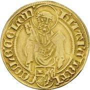 1 Goldgulden - Hermann IV. von Hessen – avers