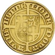 1 Goldgulden - Hermann IV. von Hessen – revers