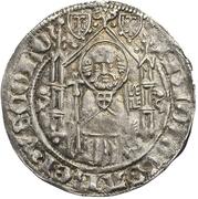 1 Weißpfennig - Friedrich III. von Saarwerden (Bonn) – avers