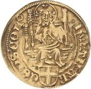 1 Goldgulden - Hermann V. von Wied – avers