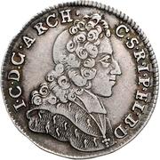 ⅙ thaler - Joseph Clemens von Bayern – avers