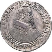 1 Thaler - Ferdinand von Bayern – avers