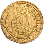 1 goldgulden Dietrich II. Graf von Moers – avers
