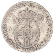 5 Stüber - Maximilian Friedrich – avers