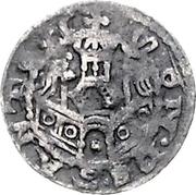 1 Quadrans - Konrad I. von Hochstaden – revers