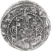 1 Denar - Heinrich I. von Molenark -  revers