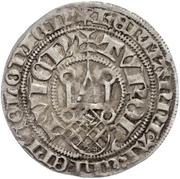 1 Blanken - Hermann IV. Landgraf von Hessen – avers