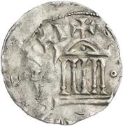 1 denar Anno II – revers