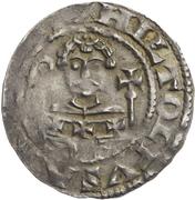 1 denar Hildolf -  avers