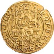 1 goldgulden Ruprecht – avers