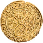 1 goldgulden Ruprecht – revers