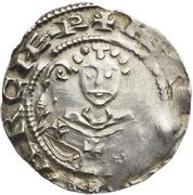 1 denar Hermann III – avers