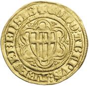 1 goldgulden Kuno von Falkenstein – avers