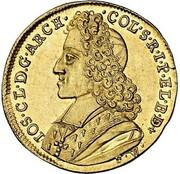 1 ducat Josef Clemens – avers