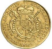 3 ducats Josef Clemens – avers