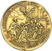 3 ducats Josef Clemens – revers