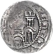 1 Denar - Engelbert II. von Falkenburg – revers
