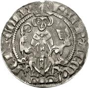 1 Großpfennig - Heinrich I. von Virneburg (Bonn) – avers