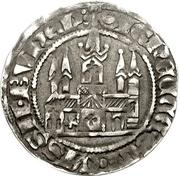1 Großpfennig - Heinrich I. von Virneburg (Bonn) – revers