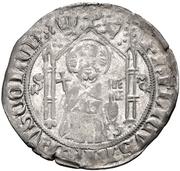 1 Weißpfennig - Friedrich III. von Saarwerden (Deutz.) – avers