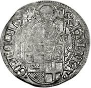 1 Albus - Hermann IV von Hessen 'der Friedsame'  (Deutz) – avers