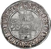 1 Albus - Hermann IV von Hessen 'der Friedsame'  (Deutz) – revers