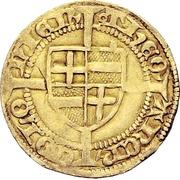 1 Goldgulden - Dietrich II. von Mörs (Riehl) -  avers