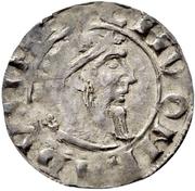 1 Denar - Konrad II. and archbishop Pilgrim – avers