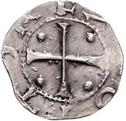 1 Denar - Otto I. to Otto III. – avers