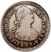 1 real Ferdinand VII – avers