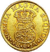2 Escudos - Carlos III – revers