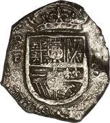 2 Reales - Felipe III – avers