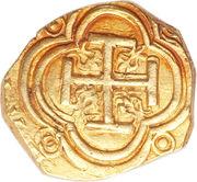 2 Escudos - Felipe IV – revers