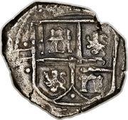 2 Reales - Felipe IV – avers