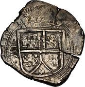 8 Reales - Felipe IV – avers
