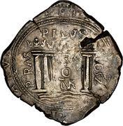 8 Reales - Felipe IV – revers