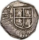 1 Real - Felipe IV – avers