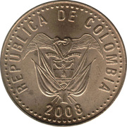 100 pesos -  avers