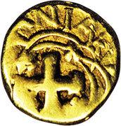 1 Escudo - Carlos II – revers