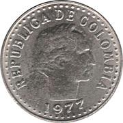 10 centavos (légende continue - petites lettres) -  avers