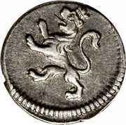 ¼ real - Ferdinand VI – revers