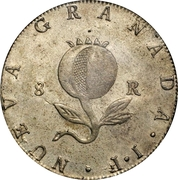 8 Reales – avers