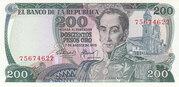 200 Pesos Oro – avers