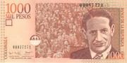 1.000 Pesos – avers