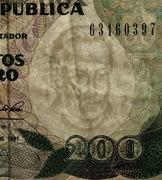 200 Pesos Oro -  avers