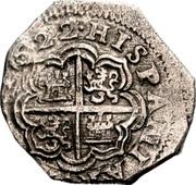 2 Reales - Felipe IV – revers